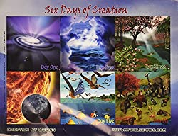 Days of Creation Poster