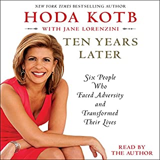 Ten Years Later audiobook cover art
