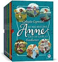 Coleção Especial Anne de Green Gables: 6 Volumes