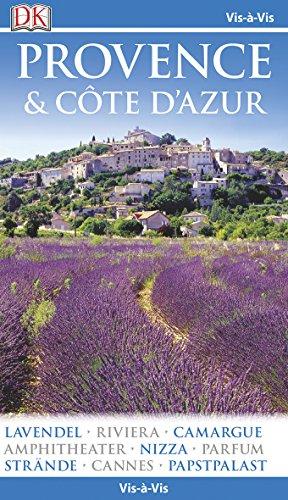 Vis-à-Vis Reiseführer Provence & Côte d'Azur: mit Mini-Kochbuch zum Herausnehmen