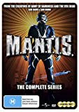M.A.N.T.I.S. (Complete Series) - 4-DVD Set ( MANTIS ) (Steelbook Edition) [ NON-USA FORMAT, PAL, Reg.4 Import - Australia ]