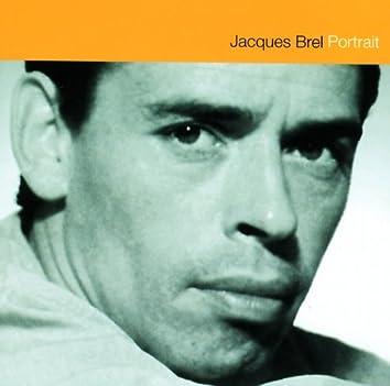 Jacques Brel Portrait