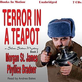 Terror in a Teapot audiobook cover art
