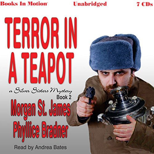 Terror in a Teapot cover art