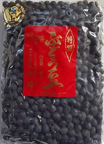 岡山県産 特選 生 ぶどう豆 ( 3L ) 1kg 乾燥 極上品 業務用 極上