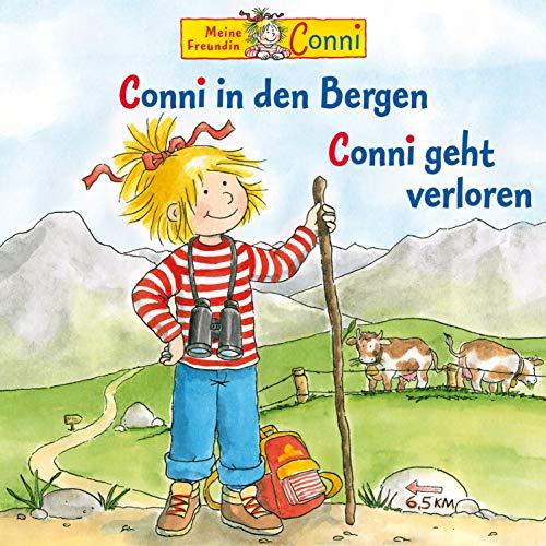 Conni geht verloren / Conni in den Bergen Titelbild