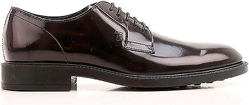 Zapatos SchwarzHombreIn Schuhe Npcdfl1217 Tod's Up Lace Leather v0nw8mN