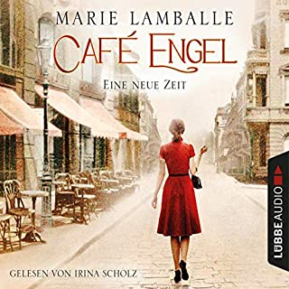 Eine neue Zeit     Café Engel 1              By:                                                                                                                                 Marie Lamballe                               Narrated by:                                                                                                                                 Irina Scholz                      Length: 7 hrs and 22 mins     Not rated yet     Overall 0.0