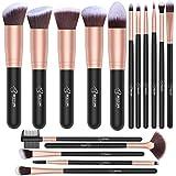 BESTOPE Makeup Brushes 16 PCs ...