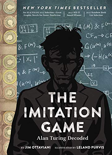 The Imitation Game: Alan Turing Decoded (English Edition)