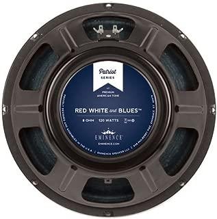 Eminence Patriot Red White & Blues 12 Inch Guitar Speaker 120 Watts