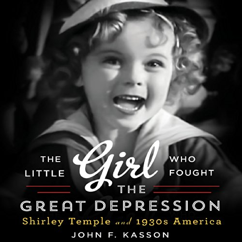 The Little Girl Who Fought the Great Depression cover art