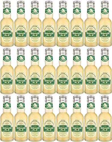 Case of 24 x Fentimans Traditional Ginger Ale (Botanically
