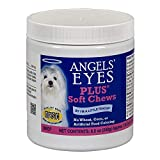 Angel's Eyes PLUS Tear Stain Prevention Soft Chews for Dogs - 120 Ct - Beef Formula