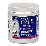 Angel's Eyes AENSC120PLBF 120 Counts Plus Soft Chews for Dogs