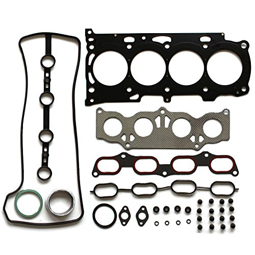 ECCPP Engine Replacement Cylinder Head Gasket Set for Toyota Camry for Lexus HS250H 2.4L 16v DOHC 2AZFE