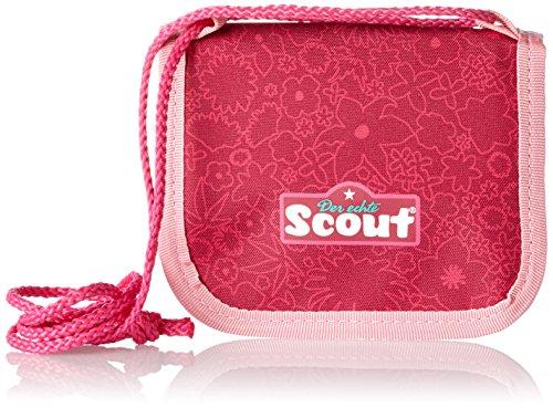 Scout Brustbeutel III Fancy Forest, Rosa/Violett