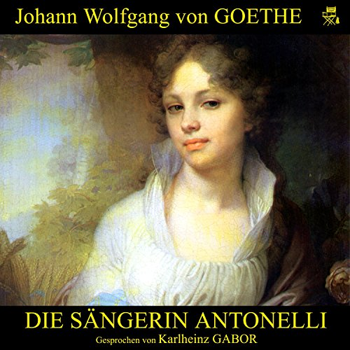 Die Sängerin Antonelli Titelbild