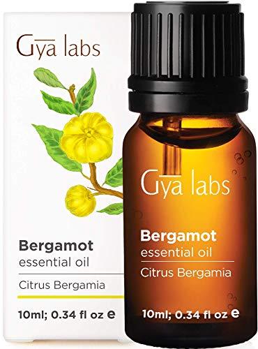 Olio essenziale di bergamotto - Un sollievo rinfrescante per i muscoli doloranti e stanchi (10 ml) - Olio di bergamotto di grado terapeutico puro al 100%