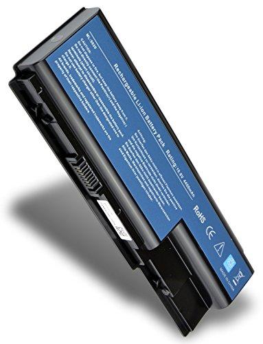 Batterie de remplacement pour eMachines G520 (4400mAh/10.8V)