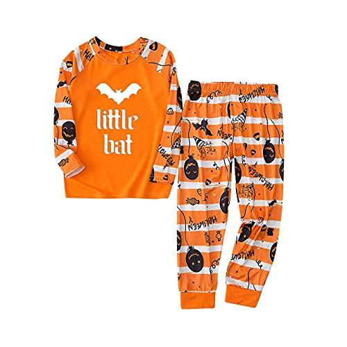Damen Pyjama Lang Nachtwäsche für Damen Herren Mädchen Jungen Pyjamas Set Patchwork Schlafanzug Nachtwäsche Zweiteiler Set