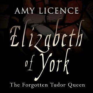Elizabeth of York cover art