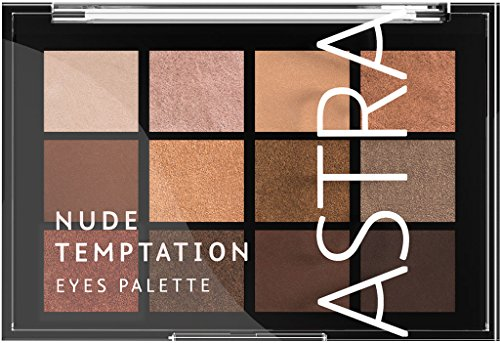 Astra Nude Temptation Eyes Palette 01