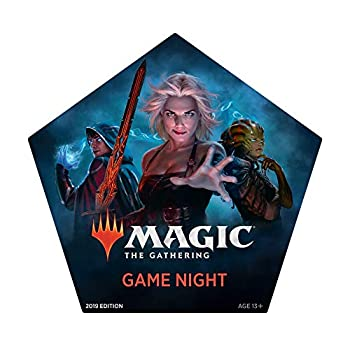 Magic  The Gathering Magic Game Night 2019 | Card Game for 2–5 Players | 5 Decks | 5 Dice | Accessories