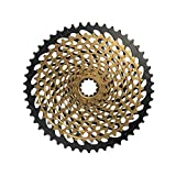 SRAM XG-1299 Eagle 12-Speed Cassette Gold, 10-50t by SRAM