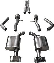 Corsa 14993 Cat Back Exhaust (W/GTX2 Tips Dodge Challenger R/T Scat Pack 6.4L V8, Sport)