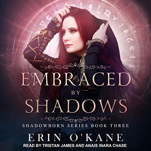 Embraced by Shadows cover art