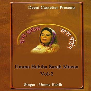 Umme Habiba Sarah Moeen, Vol. 2
