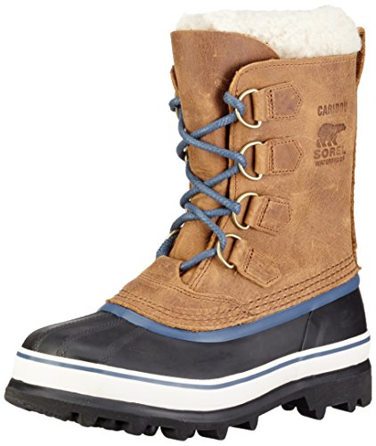 Sorel Damen Caribou WL Boots, braun (elk/dark mountain), Größe: 36