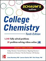 Schaum's Outline of College Chemistry, Tenth Edition (Schaum's Outlines)
