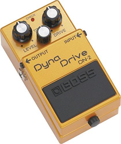 Boss DN de 2Dyna Drive, efecto dispositivo para guitarra eléctrica