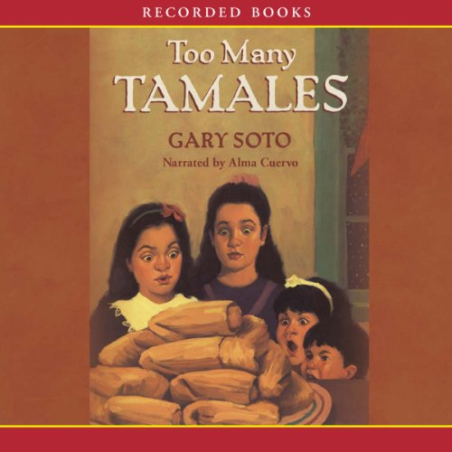 Too Many Tamales audiobook cover art