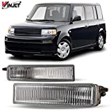 Winjet Compatible with [2003 2004 2005 2006 Scion xB] Driving Fog Lights + Switch