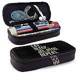 Estuche Escolar de Gran Capacidad, Bolsa de Lápiz Portable Estuche Organizador para Material Papelería con Cremallera Doble Eat Sleep Jiu Jitsu