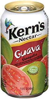 Kerns Guava Nector, 11.5-Ounce (Pack of 24)