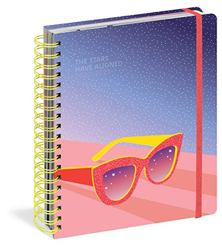 The Stars Have Aligned 17-Month Large Planner 2020-2021 (Pipsticks+workman)