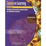 Lenses on Learning Module 1 Readings: Instructional Leadership in Mathematics (Administrators K-8)