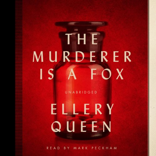 The Murderer Is a Fox copertina