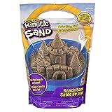 Kinetic Sand Sacchetto Sabbia Marrone - 1.36kg sabbia che non secca, dai 3 anni