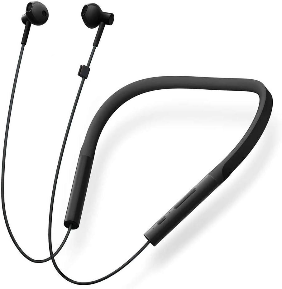 Xiaomi Mi Bluetooth Nackenbügel Kopfhörer, Schwarz Amazon.de ...