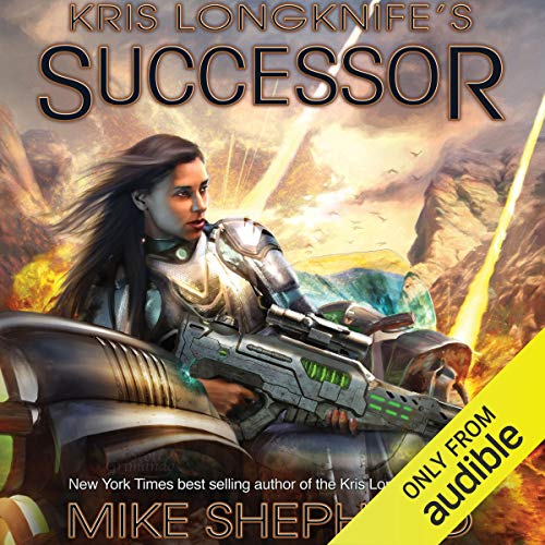 Kris Longknife's Successor     Admiral Santiago, Book 3              By:                                                                                                                                 Mike Shepherd                               Narrated by:                                                                                                                                 Vanessa Chambers                      Length: 7 hrs and 40 mins     92 ratings     Overall 4.6