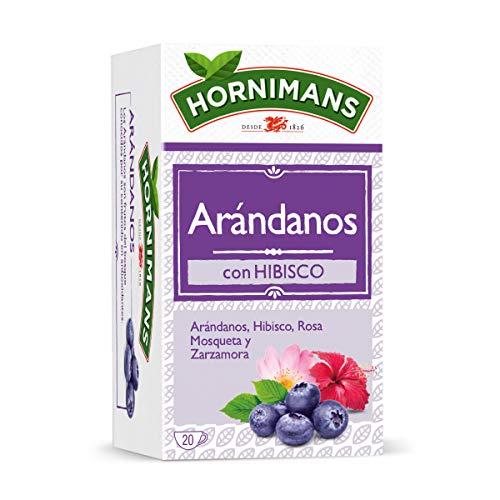 HORNIMANS infusion de arandanos estuche 20 bolsitas