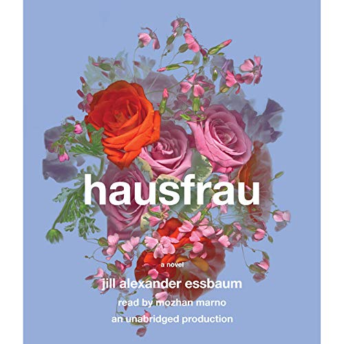 Hausfrau audiobook cover art