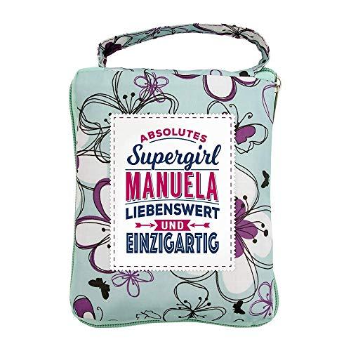History & Heraldry Einkaufstasche Top Lady Manuela, One Size, Mehrfarbig