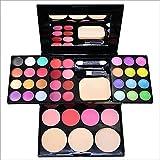 Professional Makeup Paleta de Sombra de Ojos Ultimate Shadow Palette, Pigmentos compactos, 39 Sombras, Acabados Mate, satinados y Metalizados, Tono: Warm Neutrals