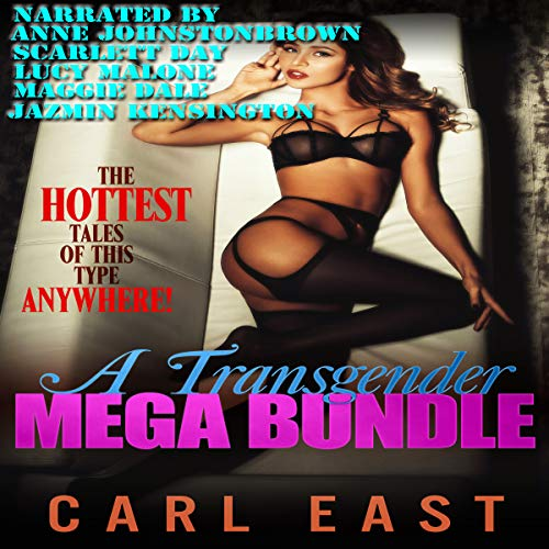 A Transgender Mega Bundle audiobook cover art